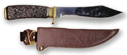 russian hunting knives