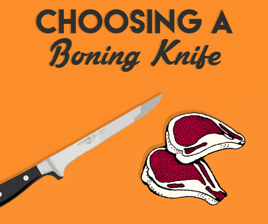 choosing a boning knife