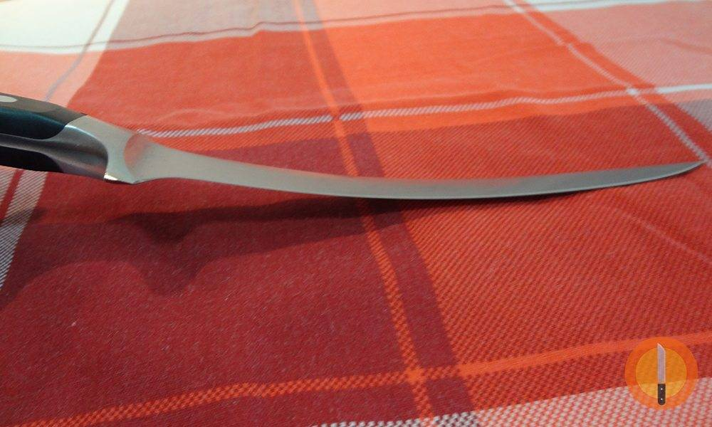 flexibility boning knife