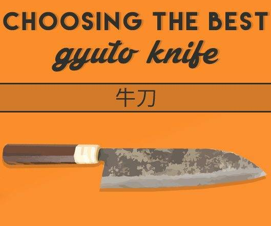 choosing a gyuto knife - Best Japanese Kitchen Knives