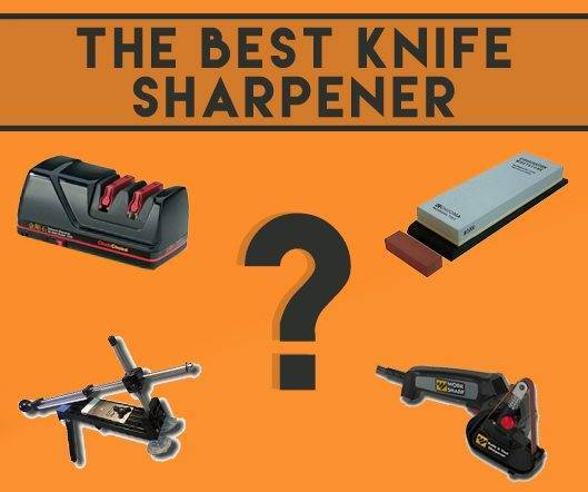 what is the best way to sharpen kitchen knives best way