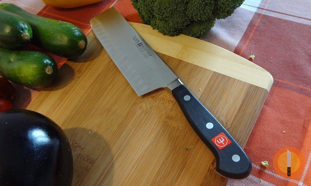 recommended vegetable chopping knife
