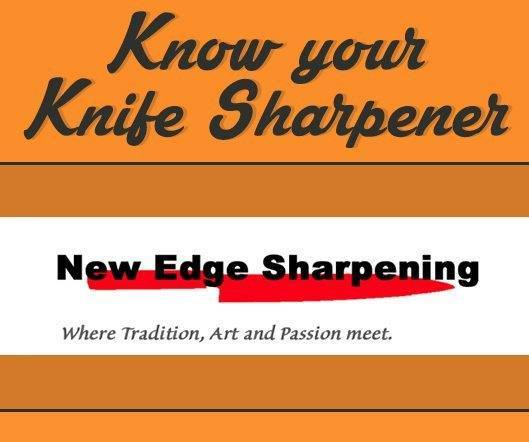 new edge sharpening