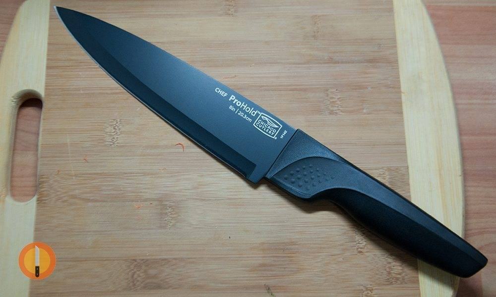 Chef knife.