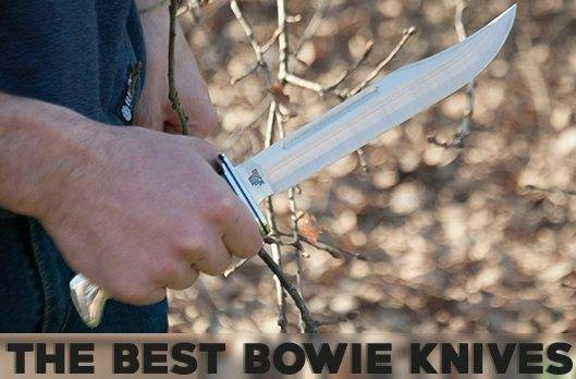 bowie knives guide