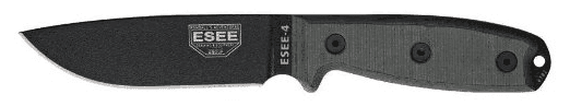 esee 4 camping knife