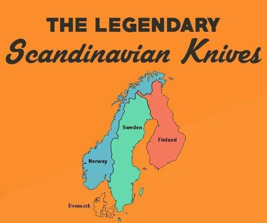 Scandinavian Knives: The Legendary Knives From the North |