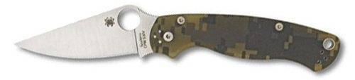 The Spyderco Military. Thw two knives are very similar.