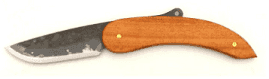 The Svord peasant knife.