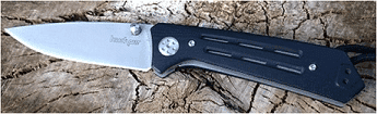 The Todd Rexford designed Kershaw Injection is a good example.