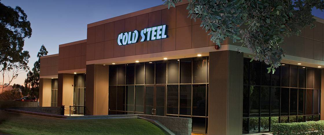 Cold steel was founded in 1980.