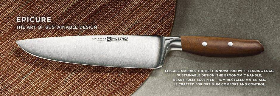 Epicure Line, as seen on Wusthof