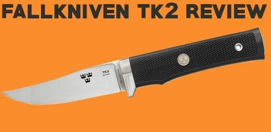 fallkniven-tk2-review