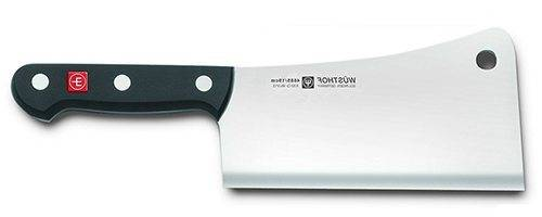 The best meat cleaver a complete guide to choose the right one the best meat cleaver wusthof classic heavy cleaver publicscrutiny Image collections