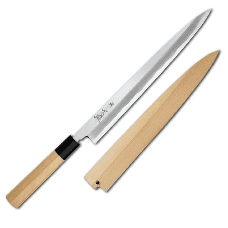 The Best Sushi Knife: A Complete Guide To Single Bevel Kitchen Knives |