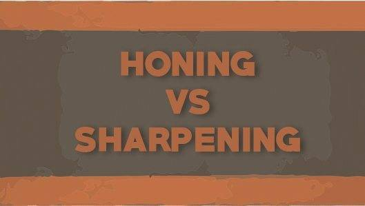 Honing Vs Sharpening Kitchen Knives What S The Difference
